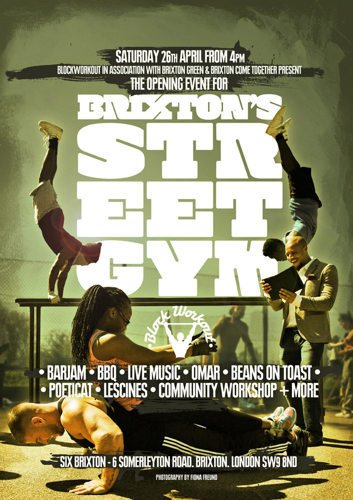 BRIXTON-STREET-GYM-LAUNCH-FLYER