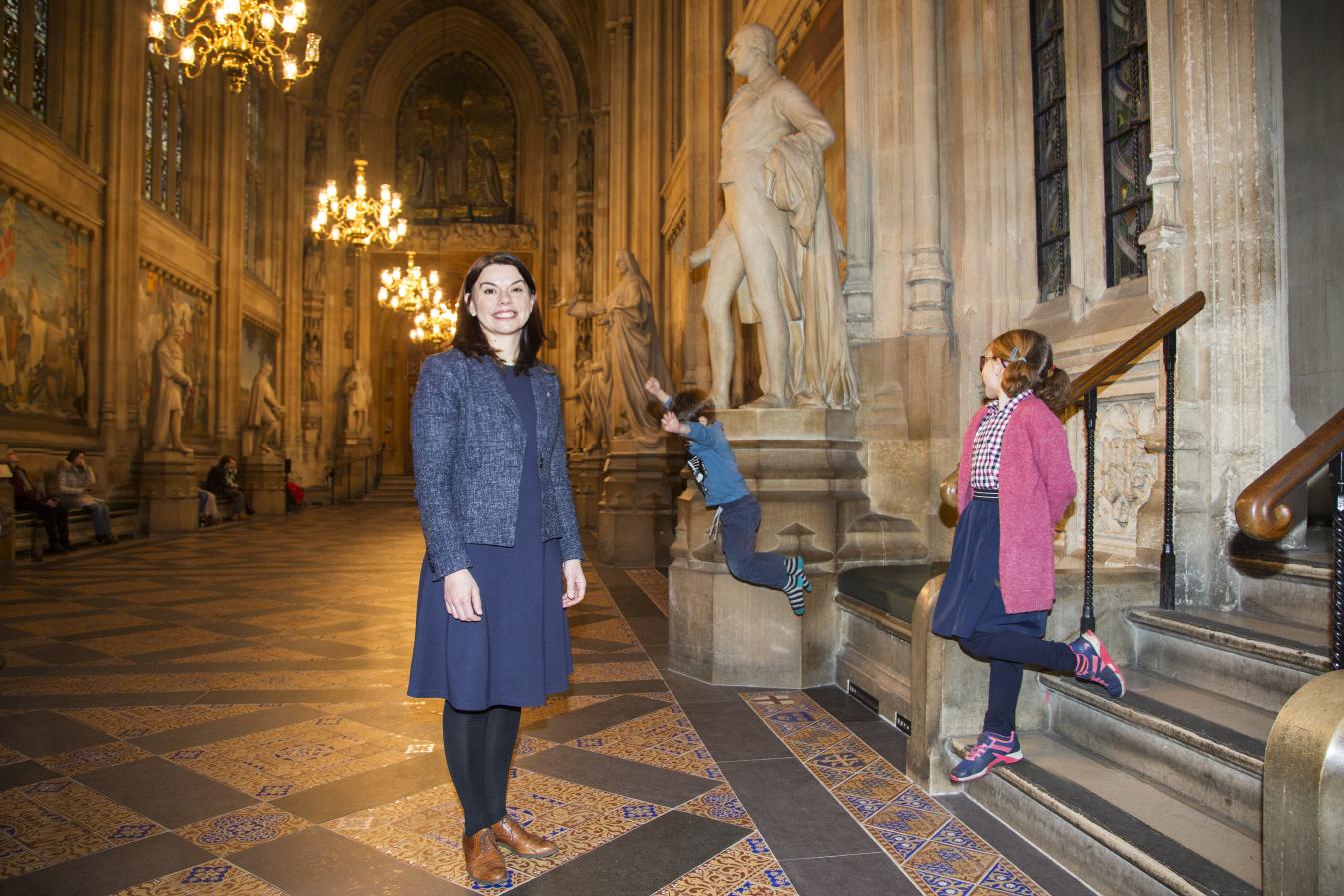 Sarah Olney - MP