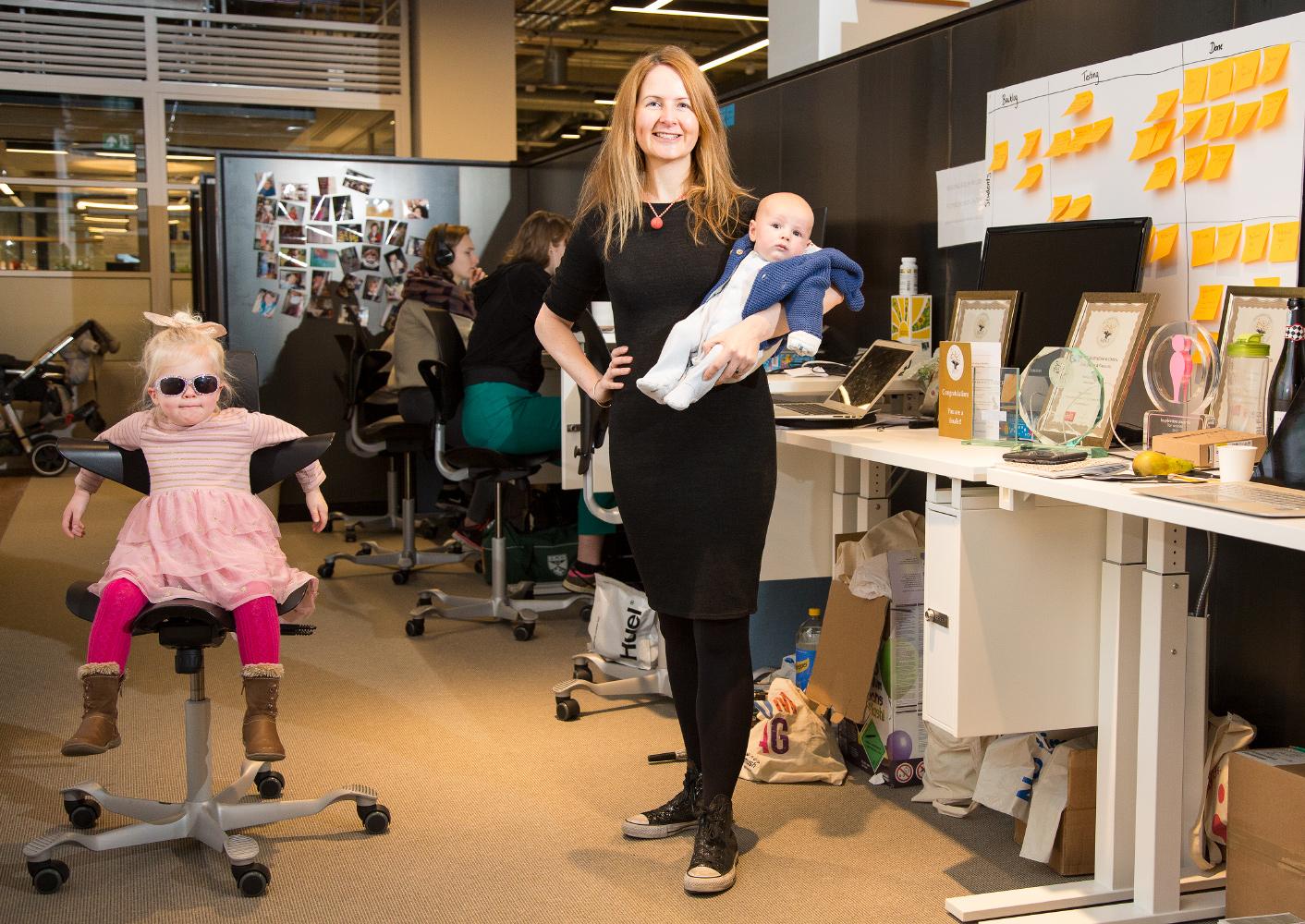 Rachel Carrell - CEO KoruKids