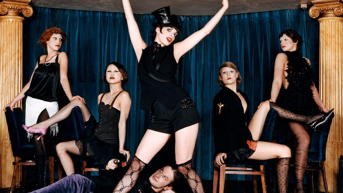 Cabaret Fashion Story