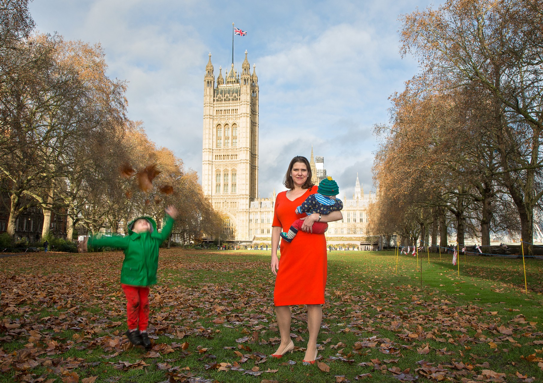 Jo Swinson - Former Leader of the Liberal Democrats
