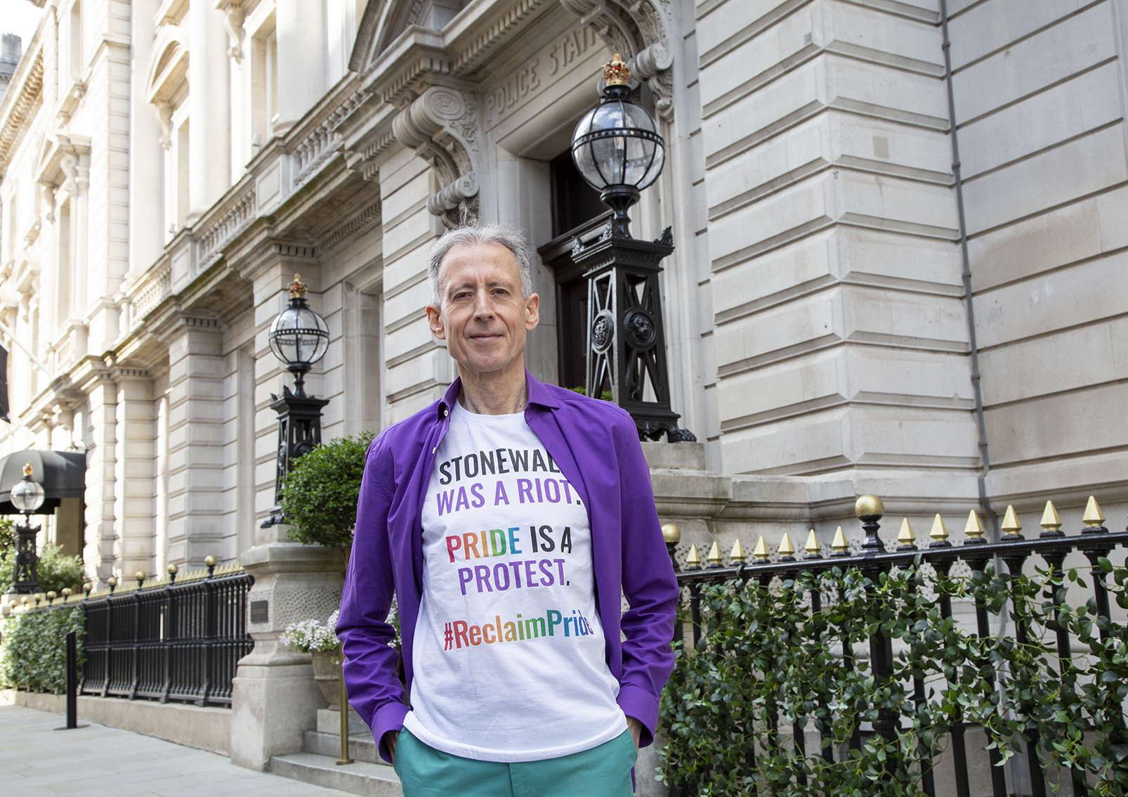 Peter Tatchell - LGBT+ and Human Rights Campaigner
