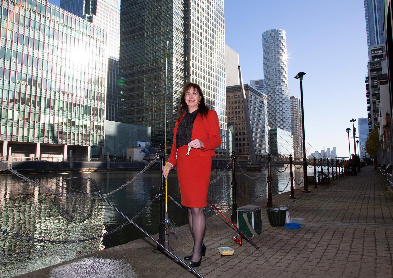 Amanda Walker - Program Delivery Manager, Markets Technology JP Morgan
