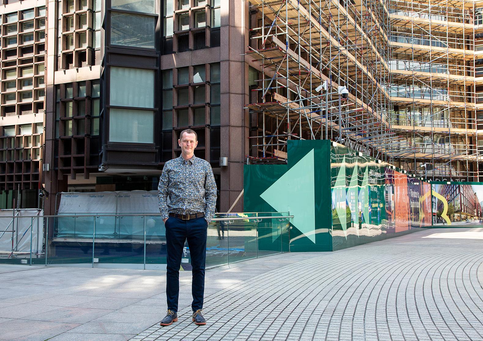 Ollie Saunders - Head of UK Commercial & EMEA Alternatives Valuation, JLL
