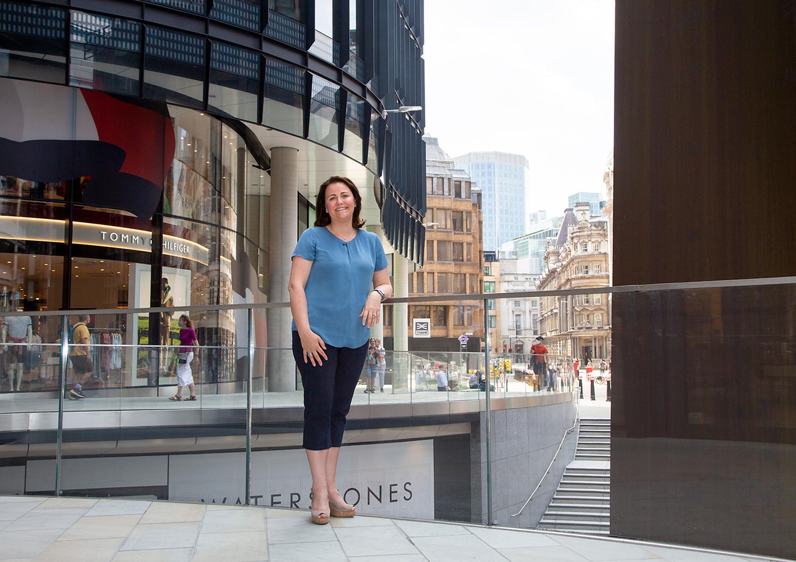 Stephanie Hyde - Chief Executive, JLL UK, Ally