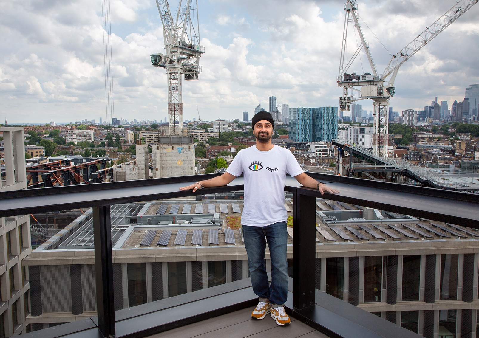 Gurmukh Panesar - UX Engineer, Google