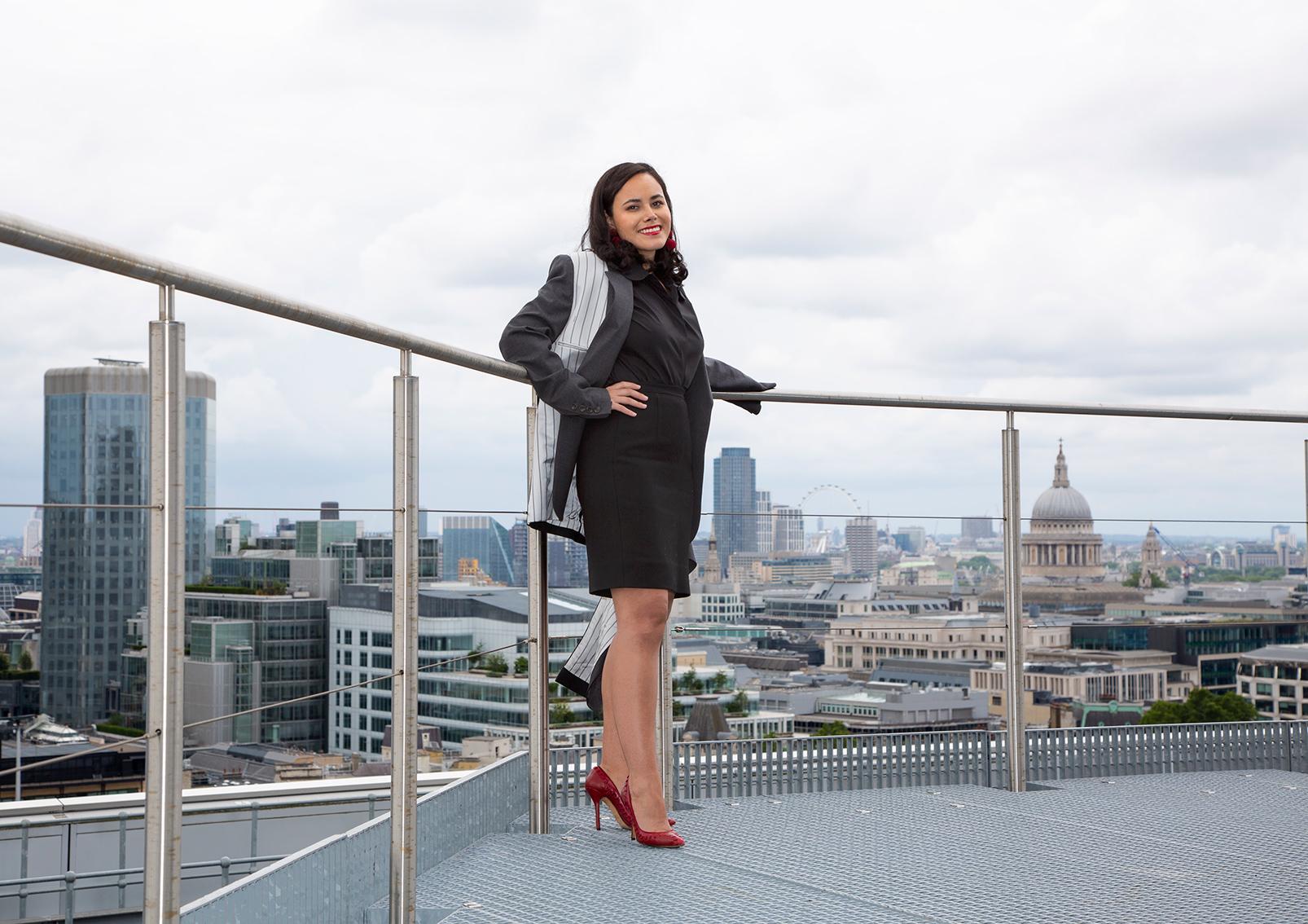 Rocio Pineda - Global Banking Associate, UBS Investment Bank